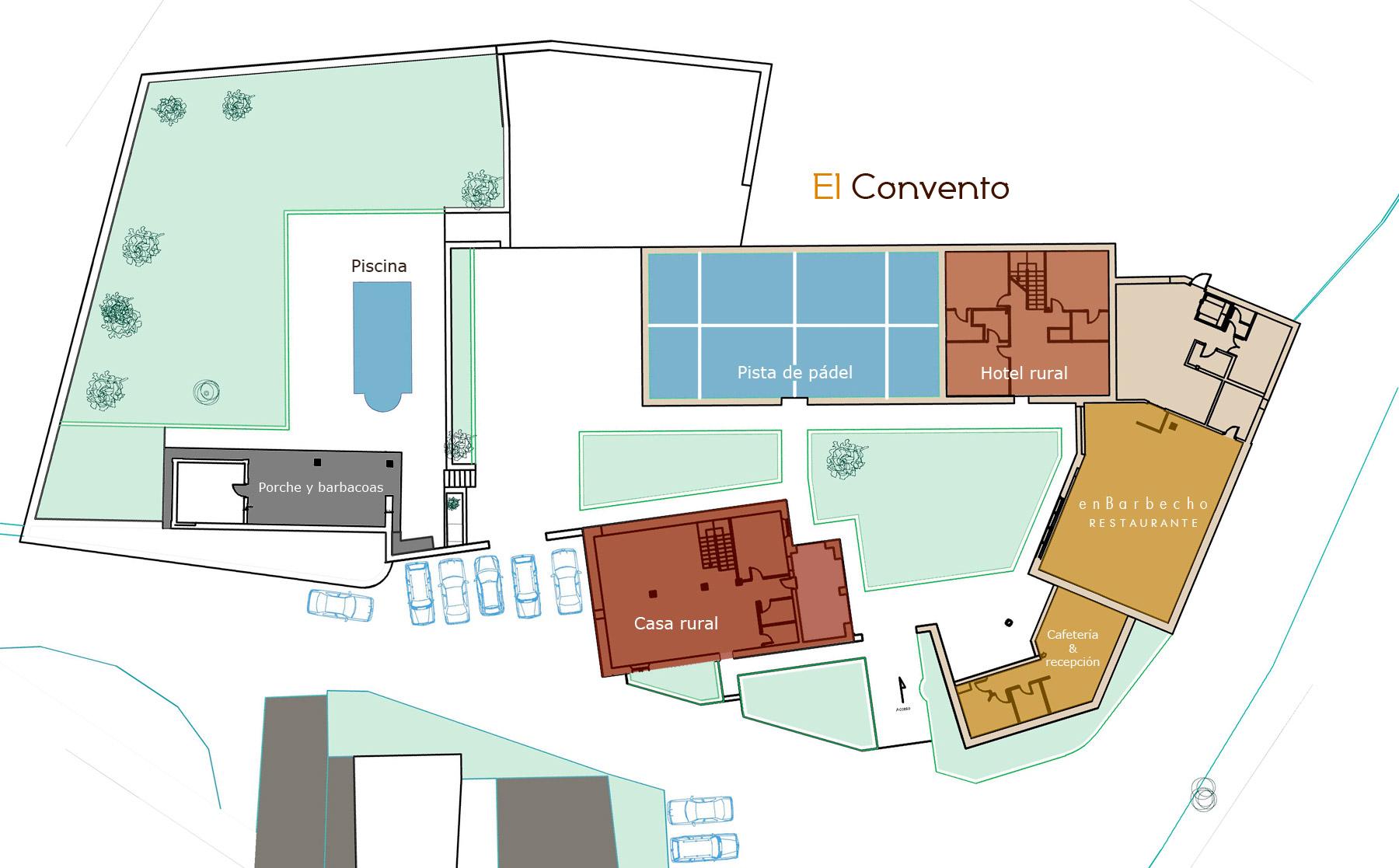 Plano-Convento